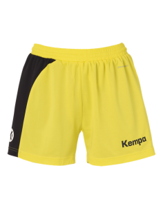 Peak Short Women Yellow