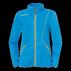 Curve Classic Jacket Women Kempa blue/gold