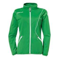 Curve Classic Jacket Women Green