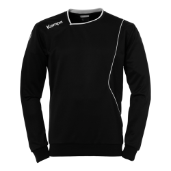 Curve Training Top Uni Black/white