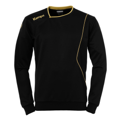 Curve Training Top Uni Black/gold