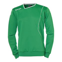 Curve Training Top Uni Green