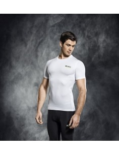 SELECT COMPRESSION T-SHIRT KORTE MOUWEN