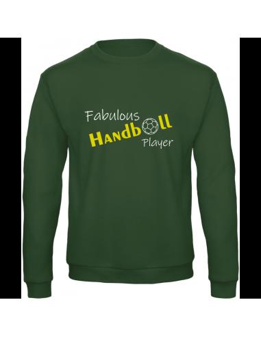 FABULOUS HANDBALL PLAYER SWEATER