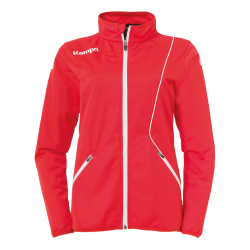 Curve Classic Jacket Women Red