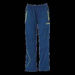Curve Classic Pants Women Deep blue/fluo yellow