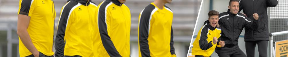 Voetbal jassen - soccer2fashion - voetbaljassen van de bekendste merken
